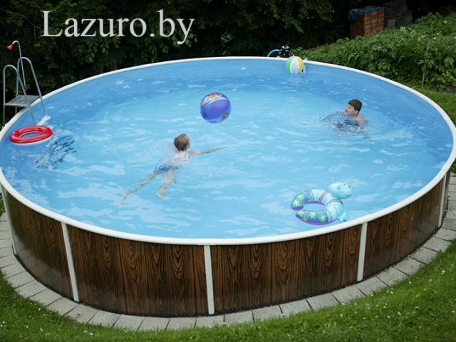 Каркасный бассейн Azuro 403 DL Mountfield