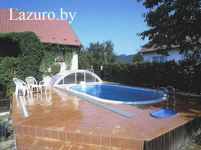Каркасный Бассейн Ibiza DL 2-150 Mountfield