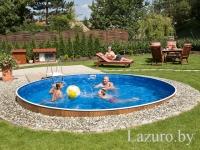 Каркасный бассейн Azuro 400DL, Mountfield